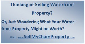 Thinking of Selling Waterfront Property