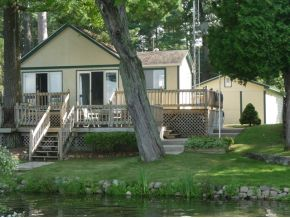 The Fifth Property Sells in 2012 on the Chain O' Lakes in Waupaca