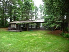 Cottage With 56 Feet of Frontage on Dake Lake Sells Quickly