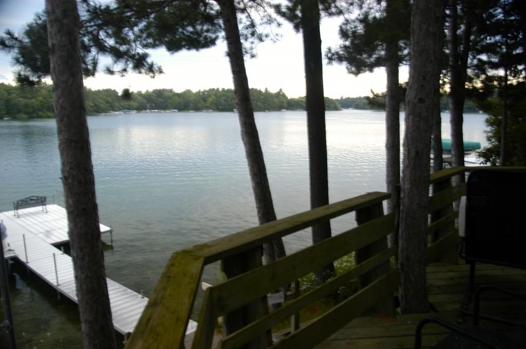 Waupaca Chain O'Lakes Columbia Lake