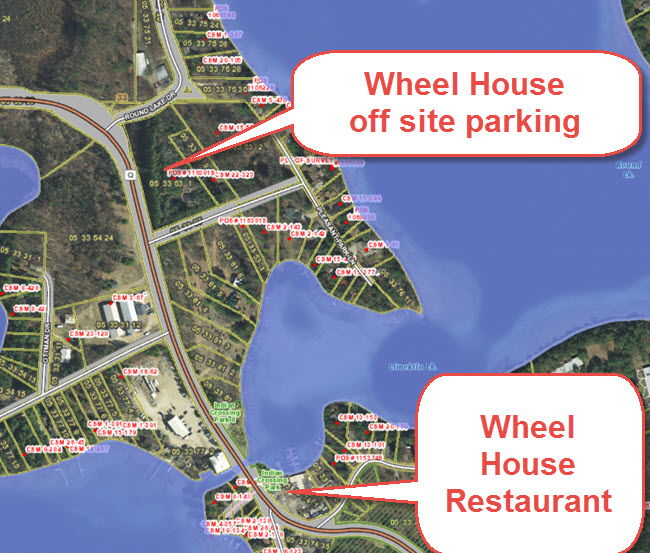 Wheel House Owner Responds to Waupaca Chain Parking Lots Issues