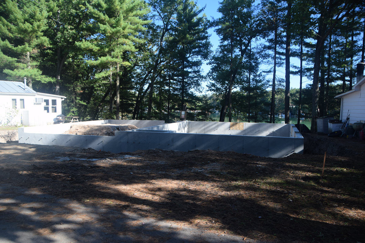 Mini Building Boom Waupaca Chain O' Lakes in Camp Cleghorn