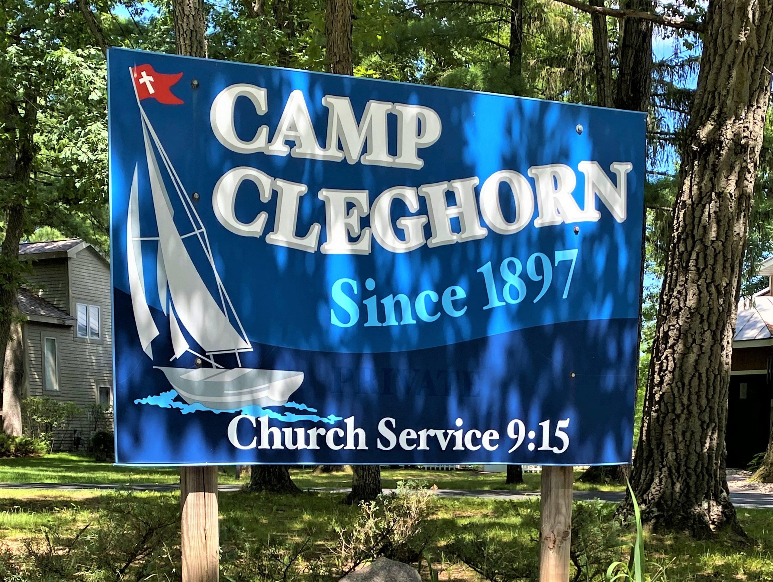 New Listing – Camp Cleghorn – Waupaca Chain O Lakes
